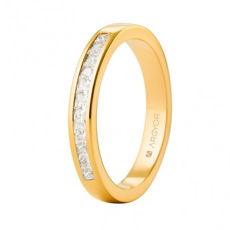 Inel cu diamante 14k 74A0052