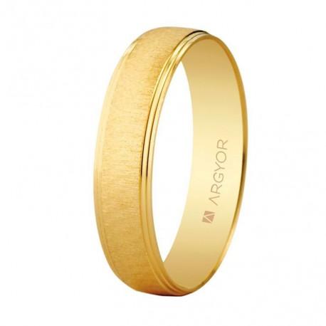 Verigheta din aur galben 14 k 5145466