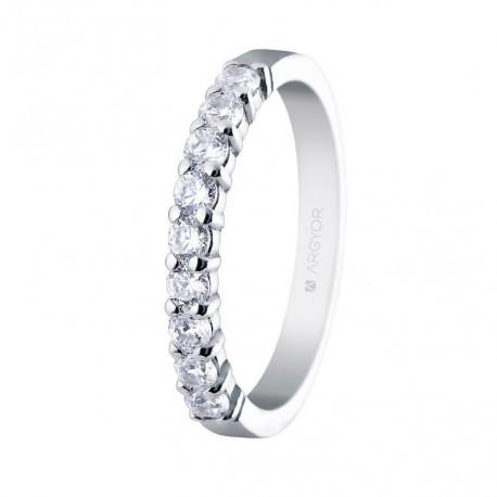 Inel cu diamante 14k 74B0058