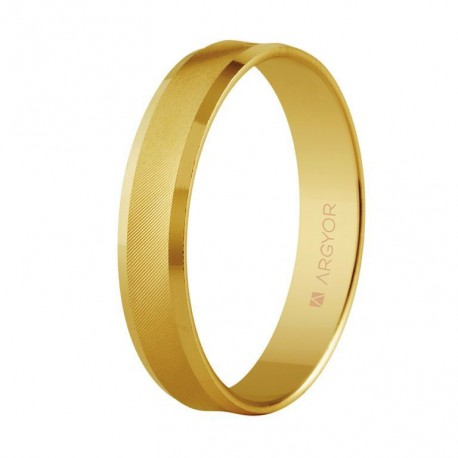 Verigheta din aur galben 14 k 5140308