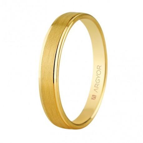 Verigheta din aur galben 14k 5140397