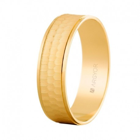 Verigheta din aur galben fatetat 14k 5160303