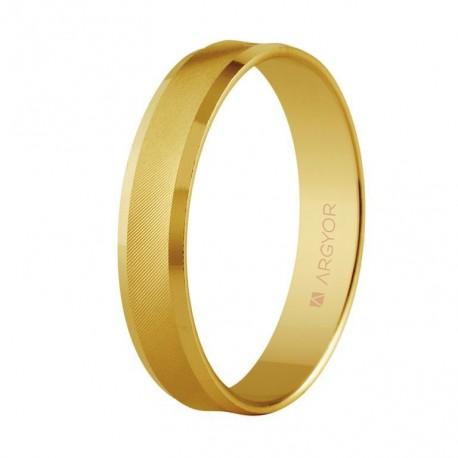 Verigheta din aur galben 18 k 5140308