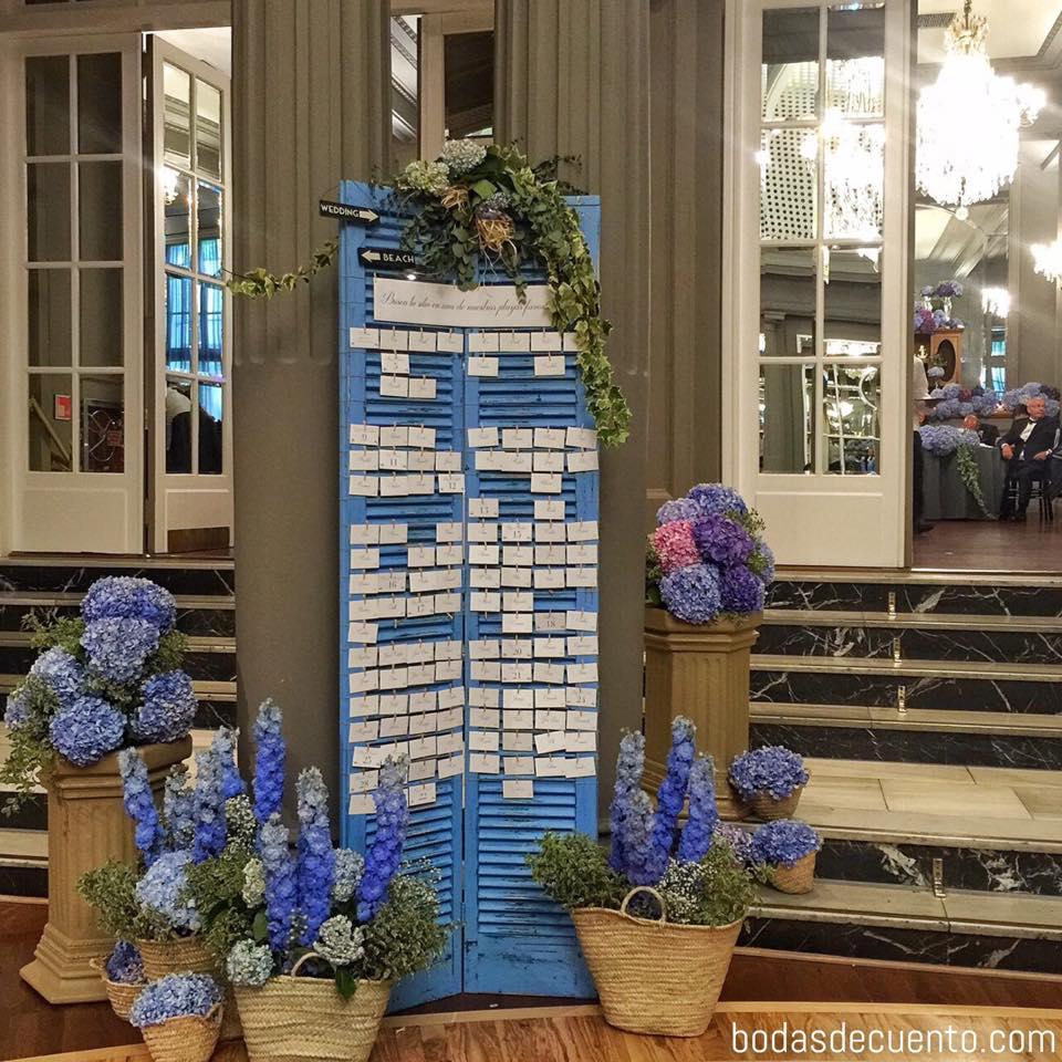 Organizarea la masa cu hortensii-nunti-de-vis