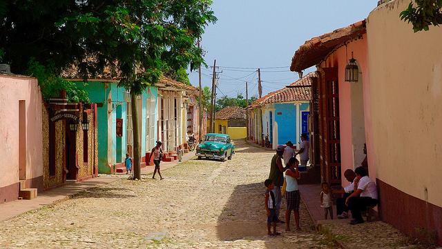 Trinidad - Cuba blog
