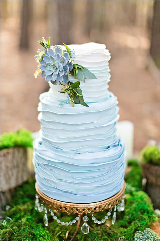 tort albastru-serenity