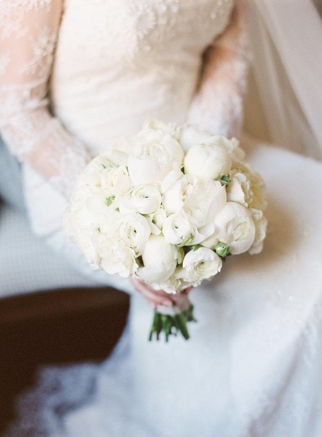 Nunta in alb
