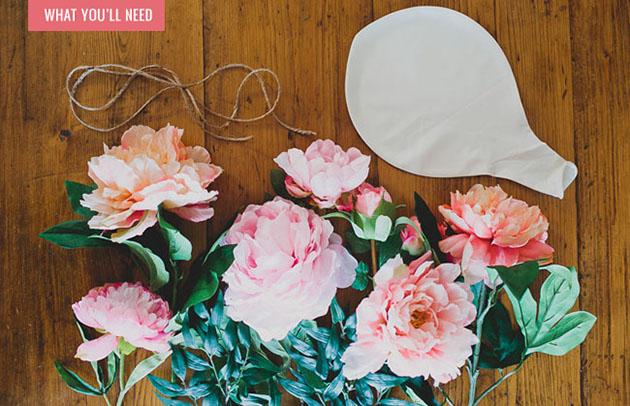 Materiale DIY baloane ,nunta